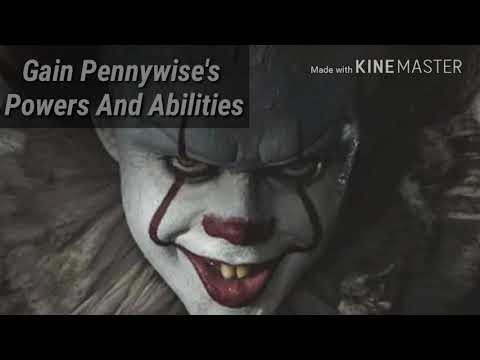 Gain Pennywise's Powers  Subliminal