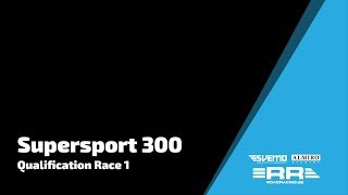Supersport 300 - Qualification Race 1