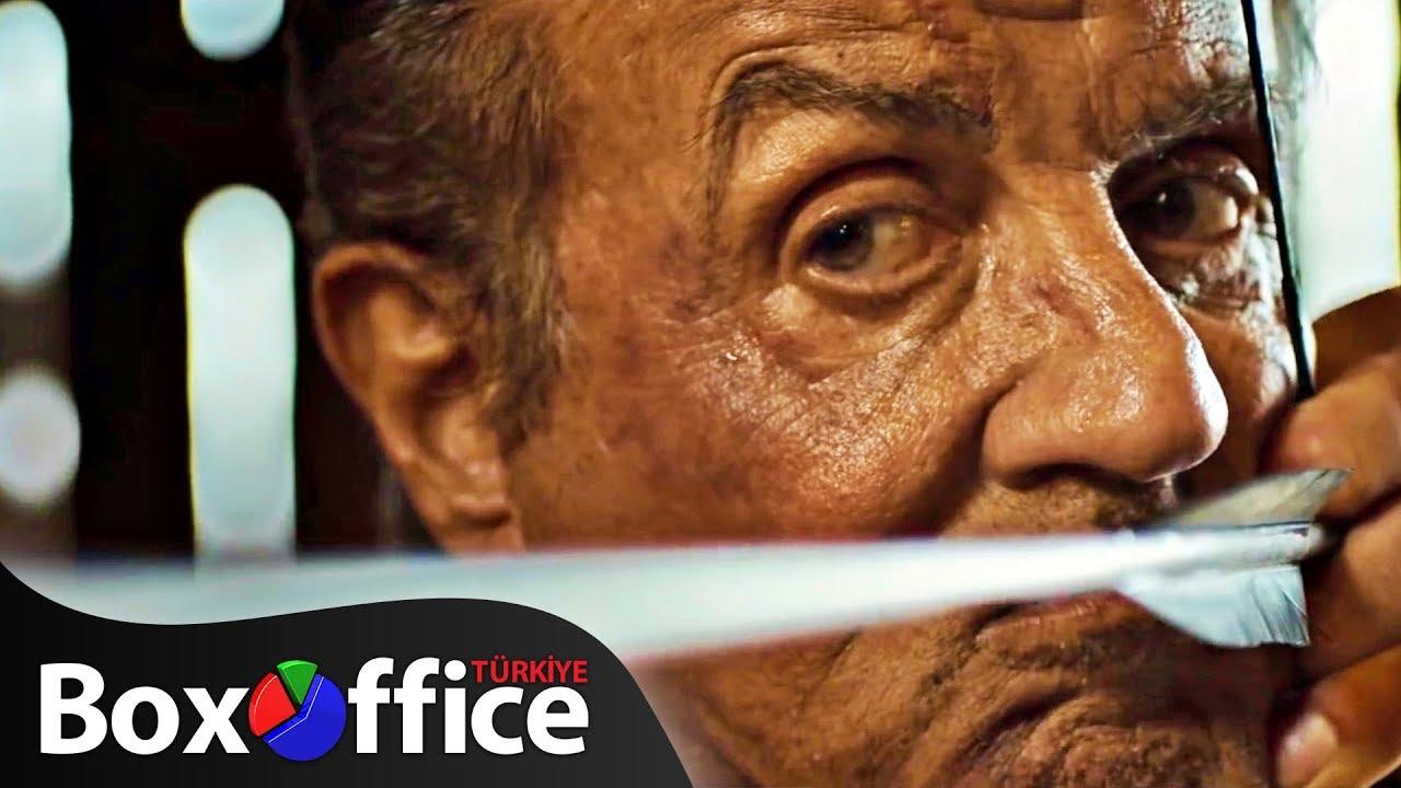 Rambo: Son Kan: Fragman (Türkçe Altyazılı)