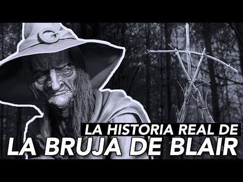 LA VERDADERA HISTORIA TRAS LA BRUJA DE BLAIR | Paulettee