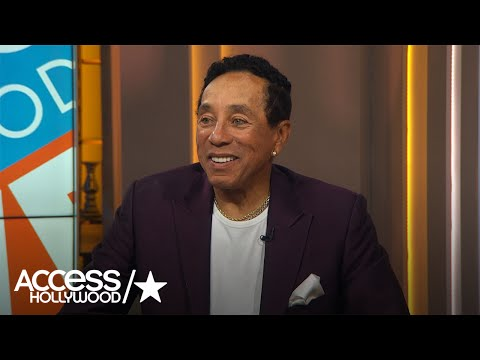 Smokey Robinson: Did He Ever Date Diana Ross? | Access Hollywood