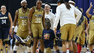 Jarrius Robertson Steals the Show at the Cele...