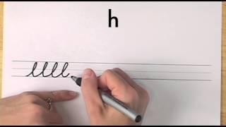 How To Write In Cursive // Lesson 15 // A Complete Course // Free Worksheets