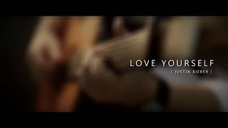 Adera - Love Yourself (Justin Bieber | COVER)