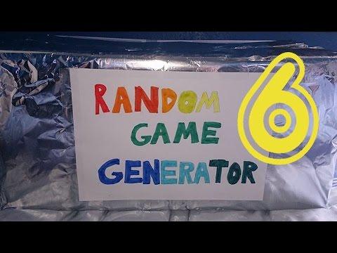 Random Game Generator