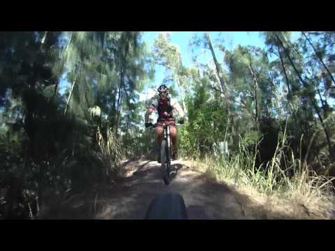 Markham Park Mountain Bike Park