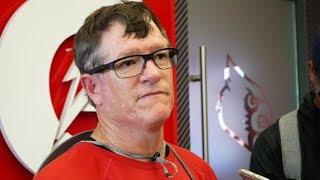 Louisville Football - Coach Gunter Brewer - 2019-08-20