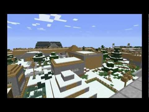 Minecraft, MC Europe German Server Cinematic Presentation
