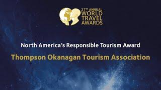 World Travel Awards 2020 | TOTA Receives North America Responsible Tourism Award