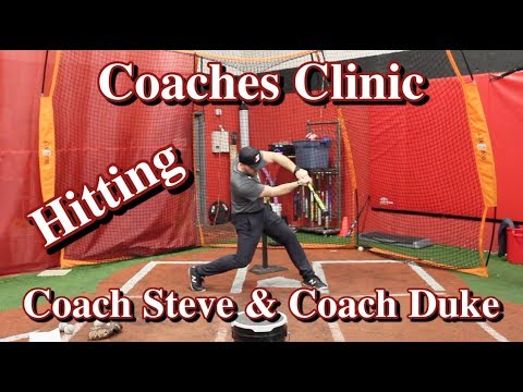 Zoned Coaches Clinic Hitting With Coach Steve And Coach Duke