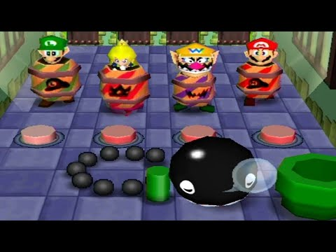 Mario Party 2 - Mini-Game Stadium (2 Players)