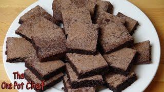 Gluten Free Chocolate Brownies - Recipe