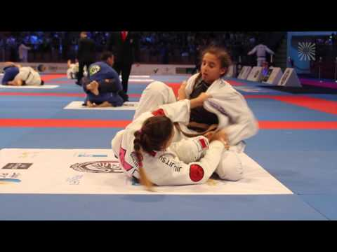 Marina Ribeiro vs Amal Amjahid Brown- Black Female 55kg Abu Dhabi World pro