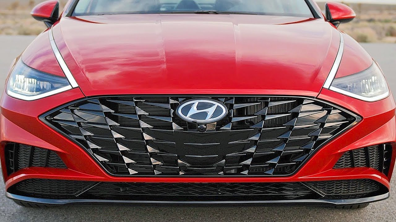 2020 HYUNDAI SONATA – Features, Design, Interior