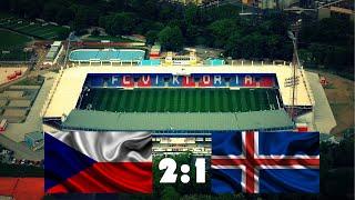 Česko - Island --- Kvalifikace na EURO 2016 (2:1)