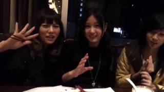 JKT48 dinner at Japan Restaurant.FLV