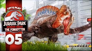 Jurassic Park: Operation Genesis | SPINOSAURUS! HOUR LONG SPECIAL (Let's Play JPOG Part 5)