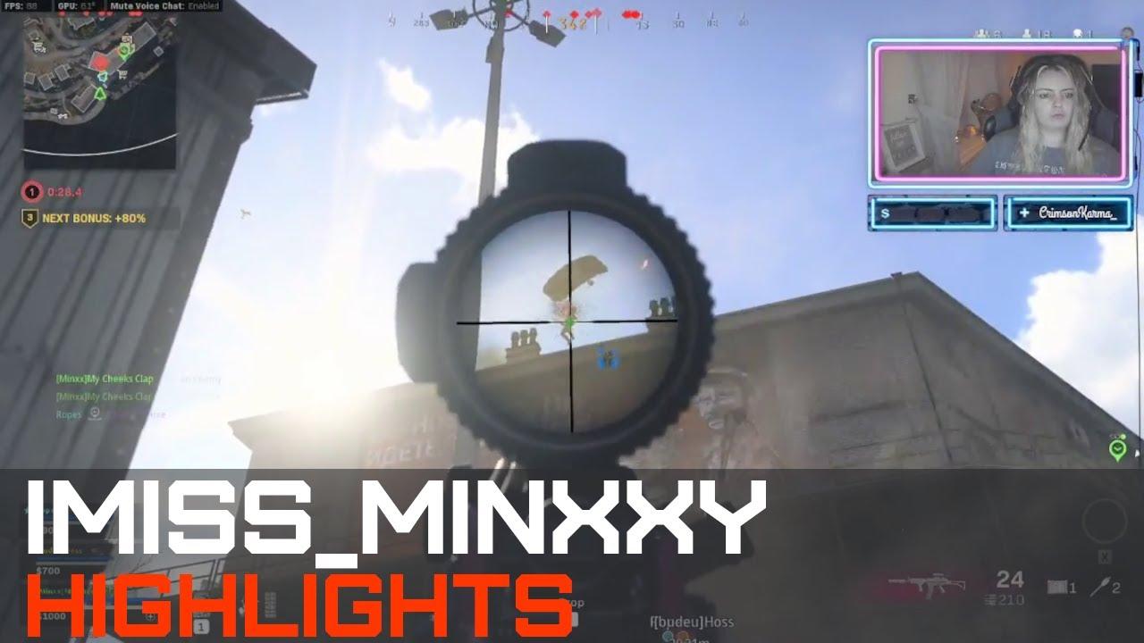 IMiss_Minxxy | Highlights | 17