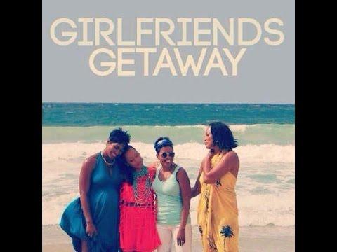 DERRICK  with Actress Terri J. Vaughn of Girlfriends Getaway