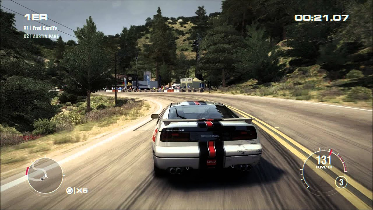 GRID 2 Picture: GRID 2 PC Gameplay.