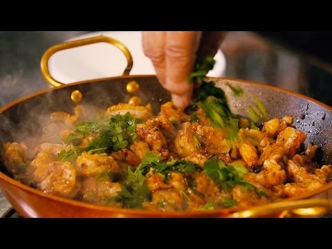 How to make Durban's finest prawn curry