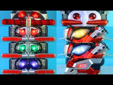 Kamen Rider AMAZON HENSHIN BELT COLLECTION! 仮面ライダーアマゾン変身ベルトコレクション コンドラー アマゾンズドライバー ネオアマゾンズドライバー