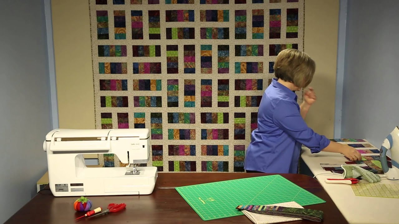 How To Make This Quilt In The Stacks Youtube