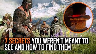 Top 7 Secrets in Games you weren