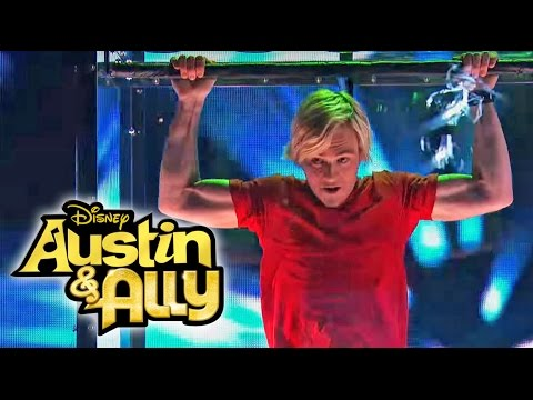 AUSTIN & ALLY - Song: Take It from the Top | Disney Channel Songs