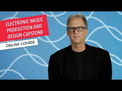 Electronic Music Production & Sound Design  Capstone Overview | Michael Bierylo | Berklee Online