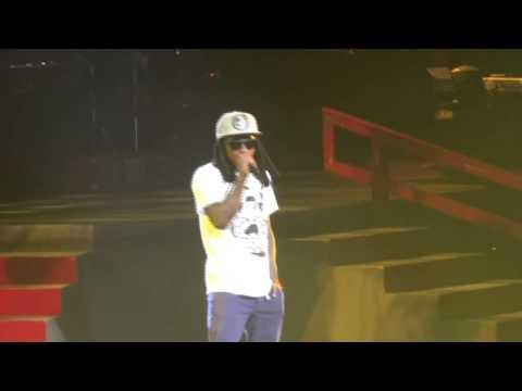 Lil Wayne - Rich As Fuck (Live)