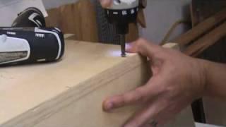 Making An Owl Box : Part 4-a : Assembly