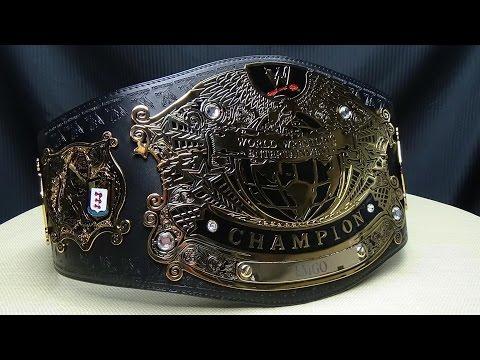 WWE UNDISPUTED CHAMPIONSHIP TITLE REPLICA: EmGo's WWE Reviews N' Stuff