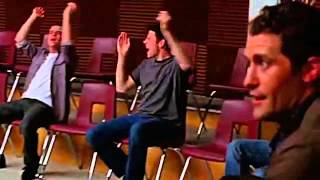Do you wanna touch me? - Glee Full Performance