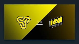 CS:GO - Space Soldiers vs. NaVi [Train] - Game 3 - ESL Pro League Season 6 EU Relegation