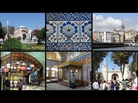 Стамбул История и достопримечательности Стамбула