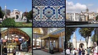 Достопримечательности Стамбула(Что можно посмотреть в Стамбуле за 3 дня, путешествуя без гида. Дворцовый комплекс Топкапы, Дворец Долмабахч..., 2016-03-27T12:44:40.000Z)