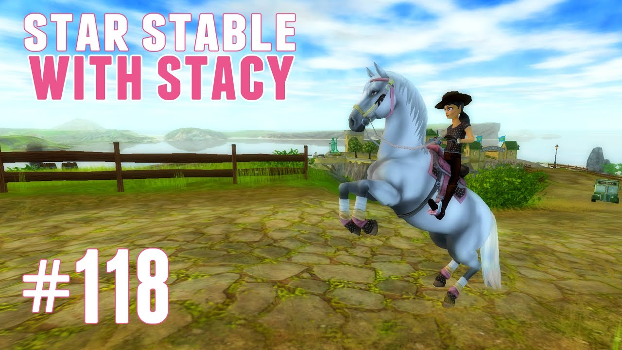 star stable with stacy 118 lipizzaners and spies youtube. Black Bedroom Furniture Sets. Home Design Ideas