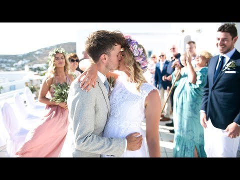 The Wedding Vlog | WE GOT MARRIED!!