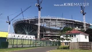 New Tottenham Stadium update on 13 June 2018
