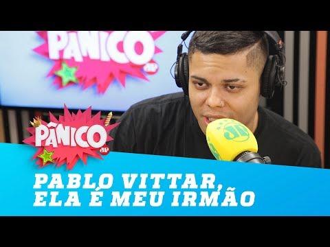 """MC Lan grava com Pabllo Vittar: """"ela é meu irmão"""""""
