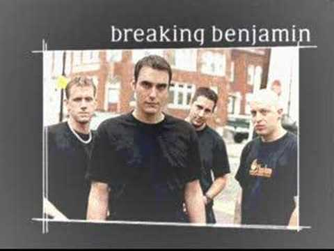 breaking benjamin - no games
