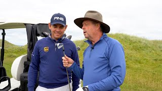 A Round With Radar - Episode Six Louis Oosthuizen