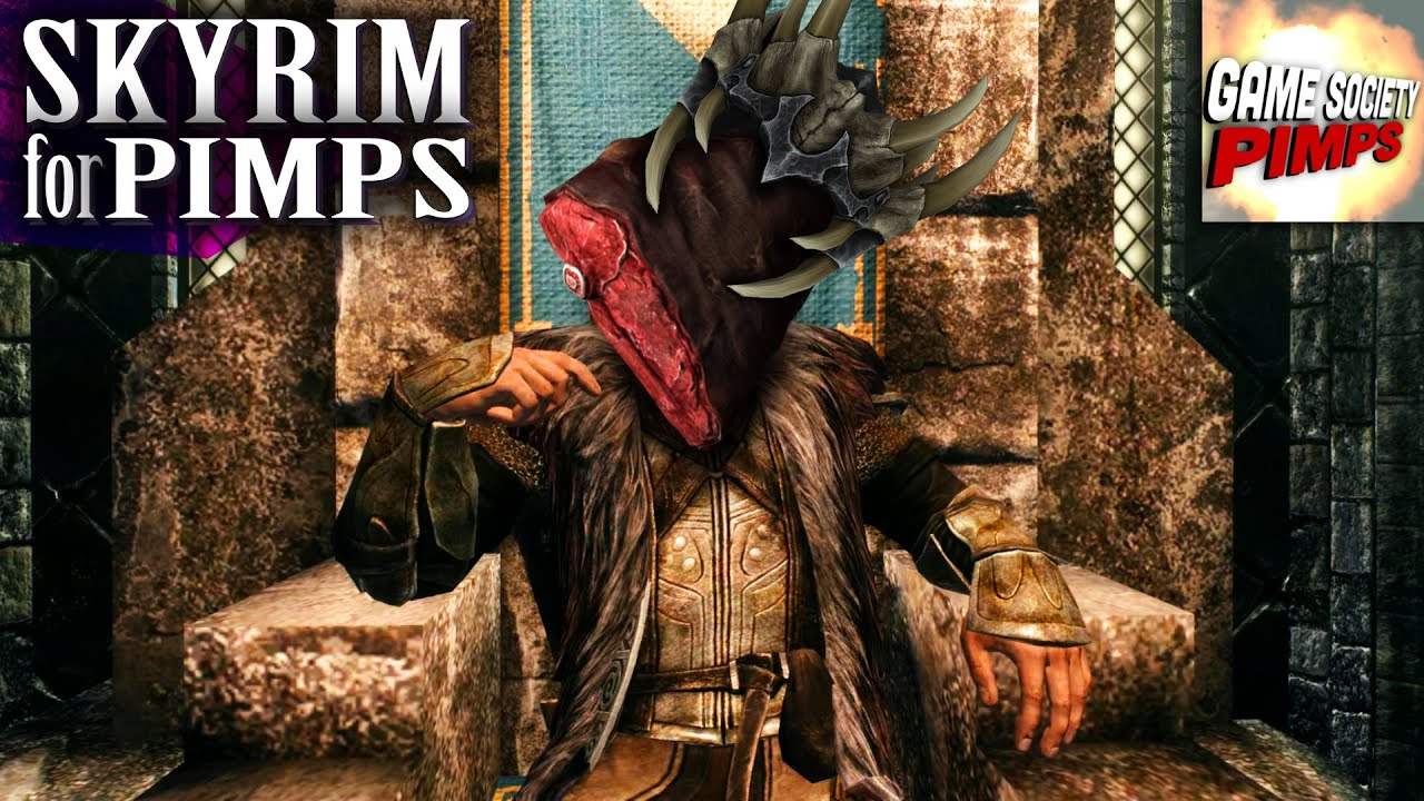 Video - Skyrim For Pimps - Venison, King of Dinner (S6E27