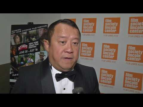 ERIC TSANG 曾志偉 takes time out for ASIAN LIFESTYLE TV