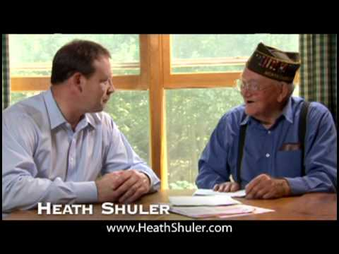 Heath Shuler for Congress - Dad
