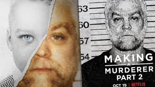 Making A Murderer Season 2 Interview (CR Richie Allen)