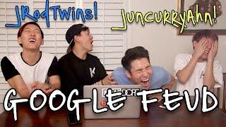 Google Feud w JunCurryAhn and JrodTwins!