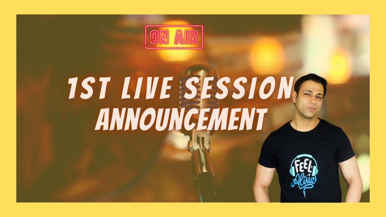 First Live Session Timings/Perfume Beast
