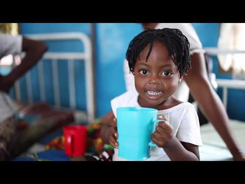 Investing in Health and Nutrition in the Democratic Republic of Congo